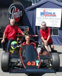 Das Team von Schwarze Motorsport